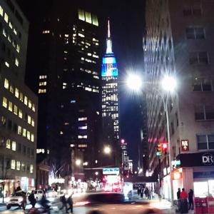 New York☆TRADER JOE'S☆夜のスーパーマーケットへ