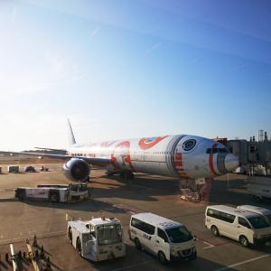 成田国際空港☆STAR WARS★ANAシートマップ☆