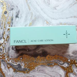 ACNE CARE LOTION☆by FANCL