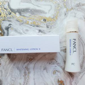 WHITENING LOTION Ⅱ ☆by FANCL