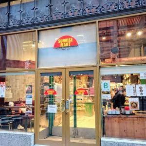 New York☆Japanese スーパーマーケット☆SUNRISE MART①☆