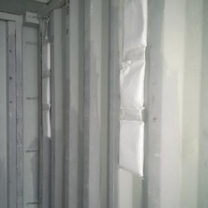 工場、倉庫、トランクルームにおける商品管理マニュアル <ダンボールと湿気の関係>