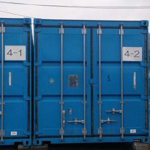 コンテナ・倉庫における災害備品保管のための湿気・カビ・結露対策
