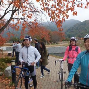 富士四湖 紅葉巡り