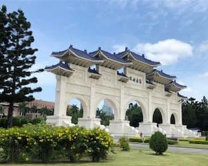 '19GW台北家族旅行⑧中正記念堂とB級ランチ
