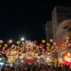 19GW台北家族旅行④夜市