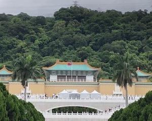 19GW台北家族旅行⑤国立故宮博物院