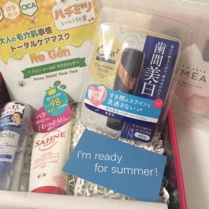 BLOOM BOX 2021年6月 I'm ready for summer