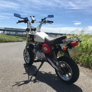 オートバイは趣味の工業製品