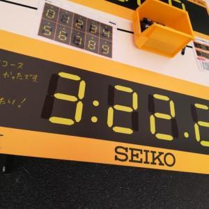 速報・大阪マラソン走ってきました
