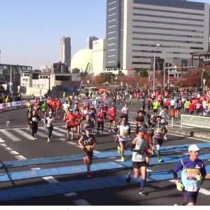 大阪マラソンその2前半戦