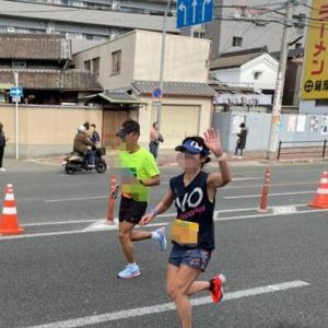 大阪マラソンその3後半戦