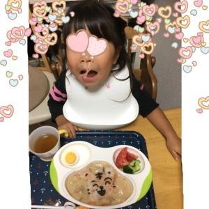 4m♡鼻詰まり→咳→中耳炎?外耳炎?