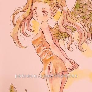 Mejiro bird girl
