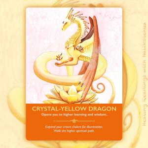 龍が好き、龍が気になる、龍とつながりたい人へ 〜ドラゴンオラクルカード