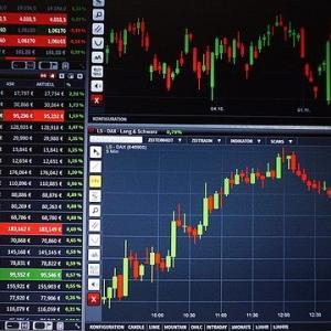 株は大きく上昇、米国債利回り上昇、金価格頭打ちの様相...