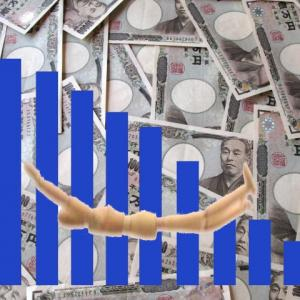 NY市場大暴落、中国不動産開発会社の経営破綻危機が世界株式市場を襲う...