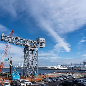 【番外編】新港ふ頭客船ターミナル「横浜ハンマーヘッド」に行ってみた
