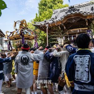神輿御渡【蛭子神社】観光の街のもうひとつの姿