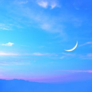 蠍座新月!再生を願える日!