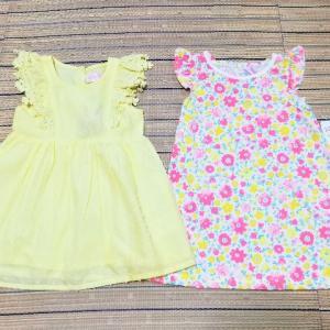 【西松屋】夏物売りつくしSALE!50%オフで来年の夏服をまとめ買い♪