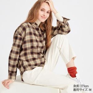 【ユニクロ】軽くて暖かい♪フレンネルシャツ&ソフトニットフリースハイネックを購入