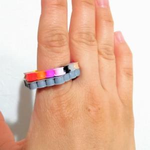 夫との口喧嘩の後、息子から手作り指輪のプレゼント