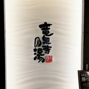 【日帰り温泉】スーパー銭湯 東日本1位になった『竜泉寺の湯』へ行ってきた!