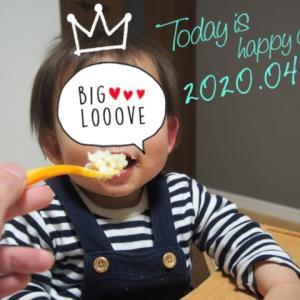 1歳の誕生日!スタジオ記念撮影に、一升餅に、卵アレルギー対応ケーキ!もりだくさんな日!!