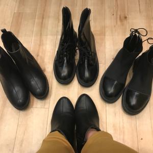 【NEW】秋冬ブーツを多数ご用意しました!!!