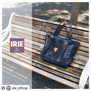 【NEW】IRIE 人気のトートバッグ!!!