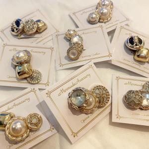【NEW.RESTOCK】Mermade accessory キラキラ~☆