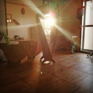 朝のエネルギーチャージ  ~ 癒しの楽器と共に