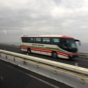 町内会のバス旅行に参加