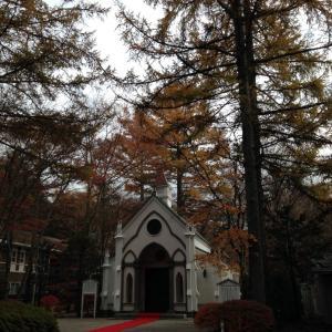 軽井沢の教会