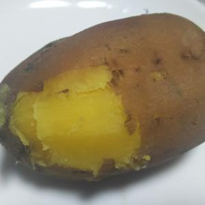 芋は石焼き芋~♪