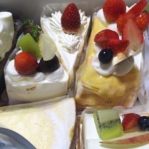 久し振りのケーキ♪