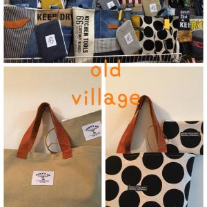 old village新作