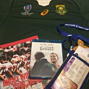 ラグビー ワールドカップ2019:プールB ニュージーランド代表 vs.南アフリカ代表