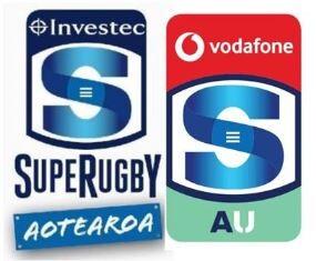 ラグビー Super Rugby アオテアロア:第4節 / AU:第1節