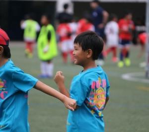 PREMIUMwaterプレゼンツキッズ&ジュニアサッカーフェスティバル結果
