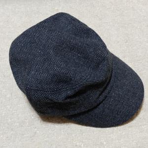 帽子は似合わないけど