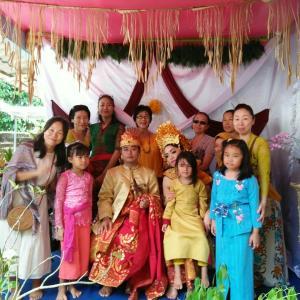 日本人×バリ人結婚式