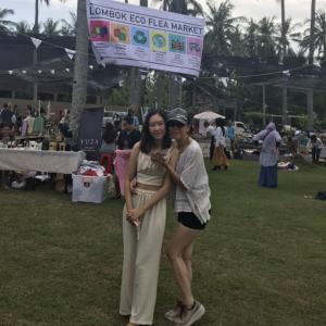 lombok eco market