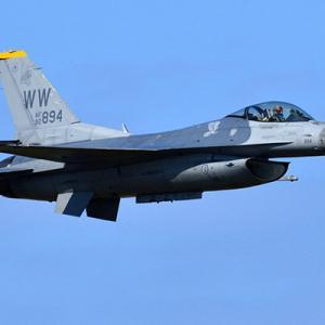 F-16展示飛行@小松基地航空祭