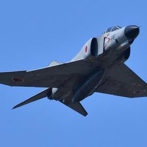 F-4展示飛行@小松基地航空祭