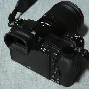 Nikon Z6/Z7用 アイカップ延長型