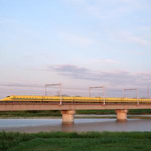 黄色先生の回診@加古川橋梁