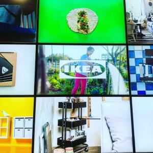 IKEA原宿に参上