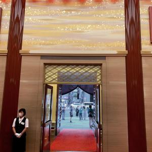 歌舞伎座 かさねを観る
